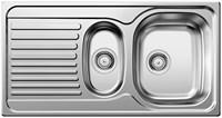 Кухонная мойка Blanco TIPO 6 S Basic нерж. сталь матовая  (512303)
