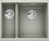 Кухонная мойка Blanco SUBLINE 340/160-U  (523561)