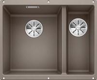 Кухонная мойка Blanco SUBLINE 340/160-U  (523556)