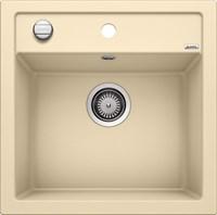 Кухонная мойка Blanco DALAGO 5 SILGRANIT PuraDur шампань с клапаном-автоматом (518526)