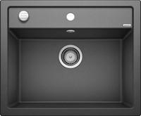 Кухонная мойка Blanco DALAGO 6 SILGRANIT PuraDur антрацит с клапаном-автоматом (514197)