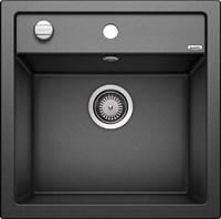 Кухонная мойка Blanco DALAGO 5 SILGRANIT PuraDur антрацит с клапаном-автоматом (518521)