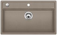 Кухонная мойка Blanco DALAGO 8 SILGRANIT PuraDur серый беж с клапаном-автоматом (517323)
