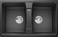 Кухонная мойка Blanco LEXA 8 SILGRANIT PuraDur антрацит  (524960)