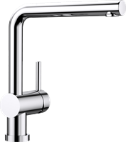 Смеситель для кухонной мойки Blanco LINUS-F хром  (514025)