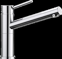 Смеситель для кухонной мойки Blanco ALTA Compact хром (515120)