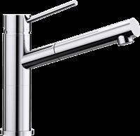 Смеситель для кухонной мойки Blanco ALTA-S Compact  (515122)