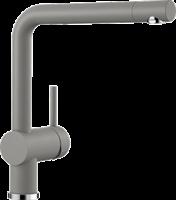 Смеситель для кухонной мойки Blanco LINUS SILGRANIT  (516699)