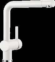Смеситель для кухонной мойки Blanco LINUS SILGRANIT  (516702)