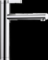 Смеситель для кухонной мойки Blanco LINEE хром  (517594)