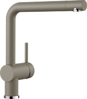 Смеситель для кухонной мойки Blanco LINUS SILGRANIT  (517622)