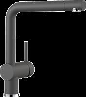 Смеситель для кухонной мойки Blanco LINUS SILGRANIT  (518814)