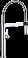 Смеситель для кухонной мойки Blanco CULINA-S Mini хром  (519843)