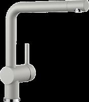 Смеситель для кухонной мойки Blanco LINUS SILGRANIT  (520746)