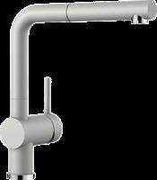 Смеситель для кухонной мойки Blanco LINUS-S SILGRANIT  (520747)