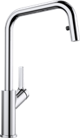 Смеситель для кухонной мойки Blanco JURENA-S хром  (520765)