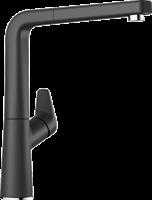 Смеситель для кухонной мойки Blanco AVONA-S антрацит  (521278)