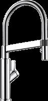Смеситель для кухонной мойки Blanco SOLENTA-S Senso (522406)