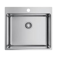 Кухонная мойка Omoikiri Amadare 55-IN нерж.сталь/нержавеющая сталь(4993718)