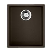 Кухонная мойка Omoikiri Bosen 38-U-DC Tetogranit/темный шоколад(4993229)