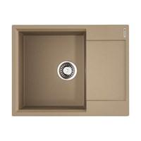 Кухонная мойка Omoikiri Daisen 65-CA Artgranit/карамель (4993681)