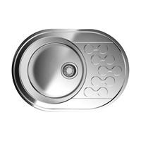 Кухонная мойка Omoikiri Kasumigaura 65-IN универсальная/нерж.сталь(4993727)