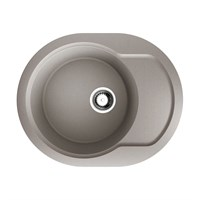 Кухонная мойка Omoikiri Manmaru 62-GR Artgranit/leningrad grey (4993353)
