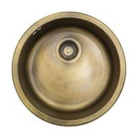 Кухонная мойка Omoikiri Mogami натуральная латунь, (4993320)