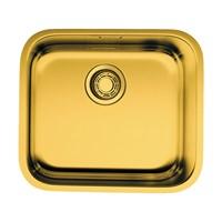 Кухонная мойка Omoikiri Omi 49-U-AB нерж.сталь/латунь (4993067)