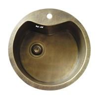 Кухонная мойка Omoikiri Sumida-51-BR нат. латунь/натуральная латунь (4993054)