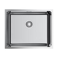 Кухонная мойка Omoikiri Tadzava 54-U-IN нерж.сталь/нержавеющая сталь(4993512)