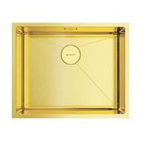 Кухонная мойка Omoikiri Taki 54-U/IF-LG нерж. сталь/светлое золото (4973093)