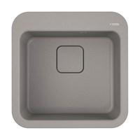Кухонная мойка Omoikiri Tasogare 51-GR Artgranit/Leningrad grey (4993740)