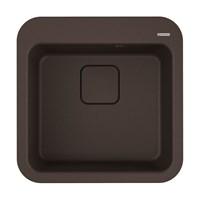 Кухонная мойка Omoikiri Tasogare-51-DC Artgranit/темный шоколад (4993741)