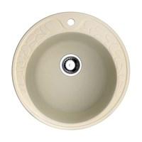 Кухонная мойка Omoikiri Tovada 51-BE Artgranit/ваниль(4993363)