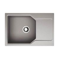 Кухонная мойка Omoikiri Yonaka 78-LB-GR Artgranit/leningrad grey (4993339)
