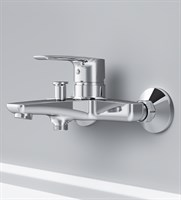 Смеситель для ванны/душа  Am.Pm  Gem F90A10000  (F90A10000)