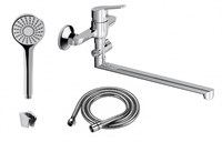 Смеситель для ванны/душа  Dorff  Norma D1095000 (D1095000)