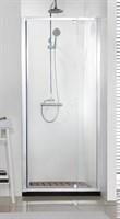 Душевая дверь в нишу BRAVAT Line 1000х2000  (BD100.4112A)