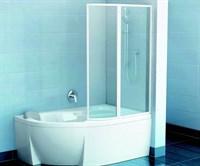 Шторка для ванны Ravak VSK2 Rosa 150 L рейн (76L8010041 )