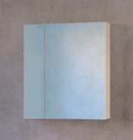 Зеркало-шкаф Quadro-Fest 75 Белое Qua.03.75/W