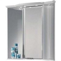 Зеркальный шкаф Aquaton Альтаир 62 белый (1A042702AR010)