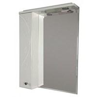 Зеркальный шкаф Aquaton Лиана 65 L белый  (1A166202LL01L)