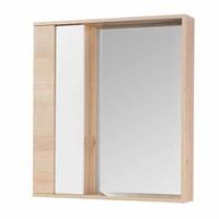 Зеркальный шкаф Aquaton Бостон 60 дуб эврика  (1A240202BN010)