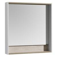Зеркало Aquaton Капри 80 Бетон пайн  (1A230402KPDA0)