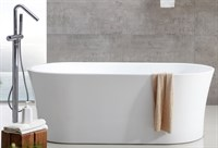 Акриловая ванна Abber (AB9201-1.6)