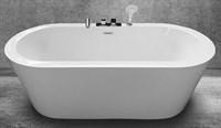 Акриловая ванна Abber (AB9213C)