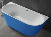 Акриловая ванна Abber (AB9216-1.7DB)