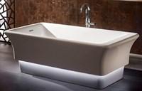 Акриловая ванна Abber  (AB9221)