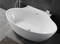 Акриловая ванна Abber (AB9237)
